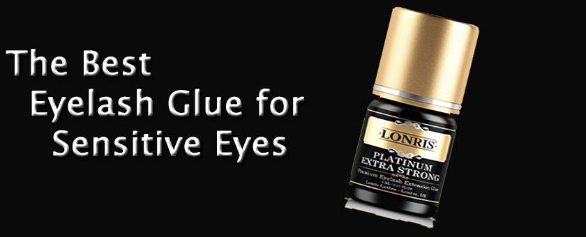 76d4545b600 The Best Eyelash Glue for Sensitive Eyes in 2019 | Best Pasties